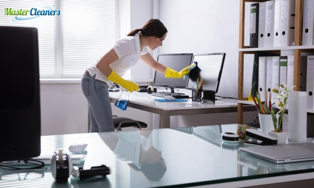 What can a cleaner do in 2 hours?
