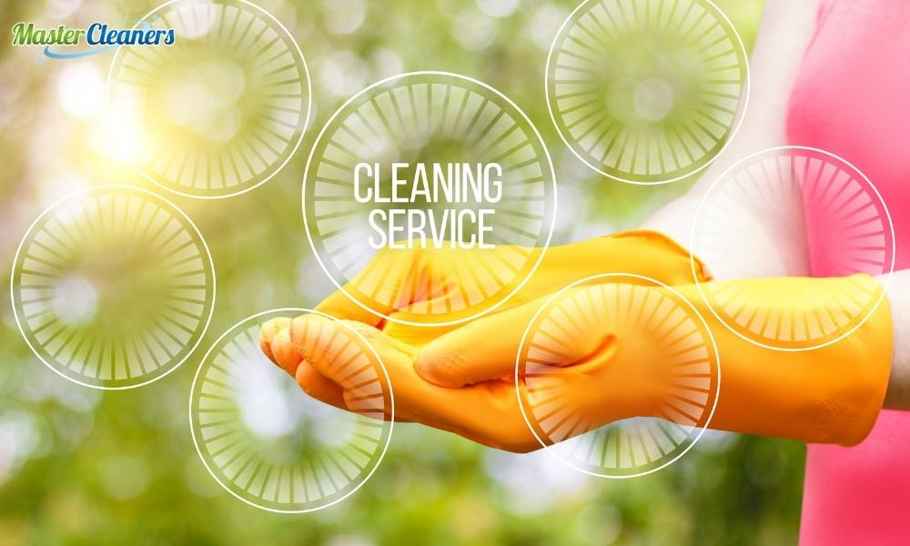 When cleaning the house the bathroom should be cleaned first true or false?
